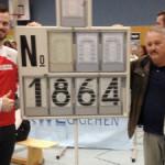 Schweizer U23-Hallenschweizerrekord