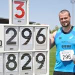 Persönliche Bestleistung 2014: 18.29m (7.26kg U23)